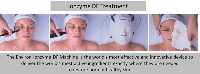 Environ Ionzyme DF Treatment