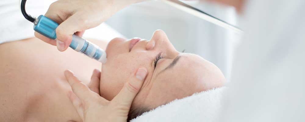 Microderm Abrasion Treatment at Fleur de Paris, West Palm Beach