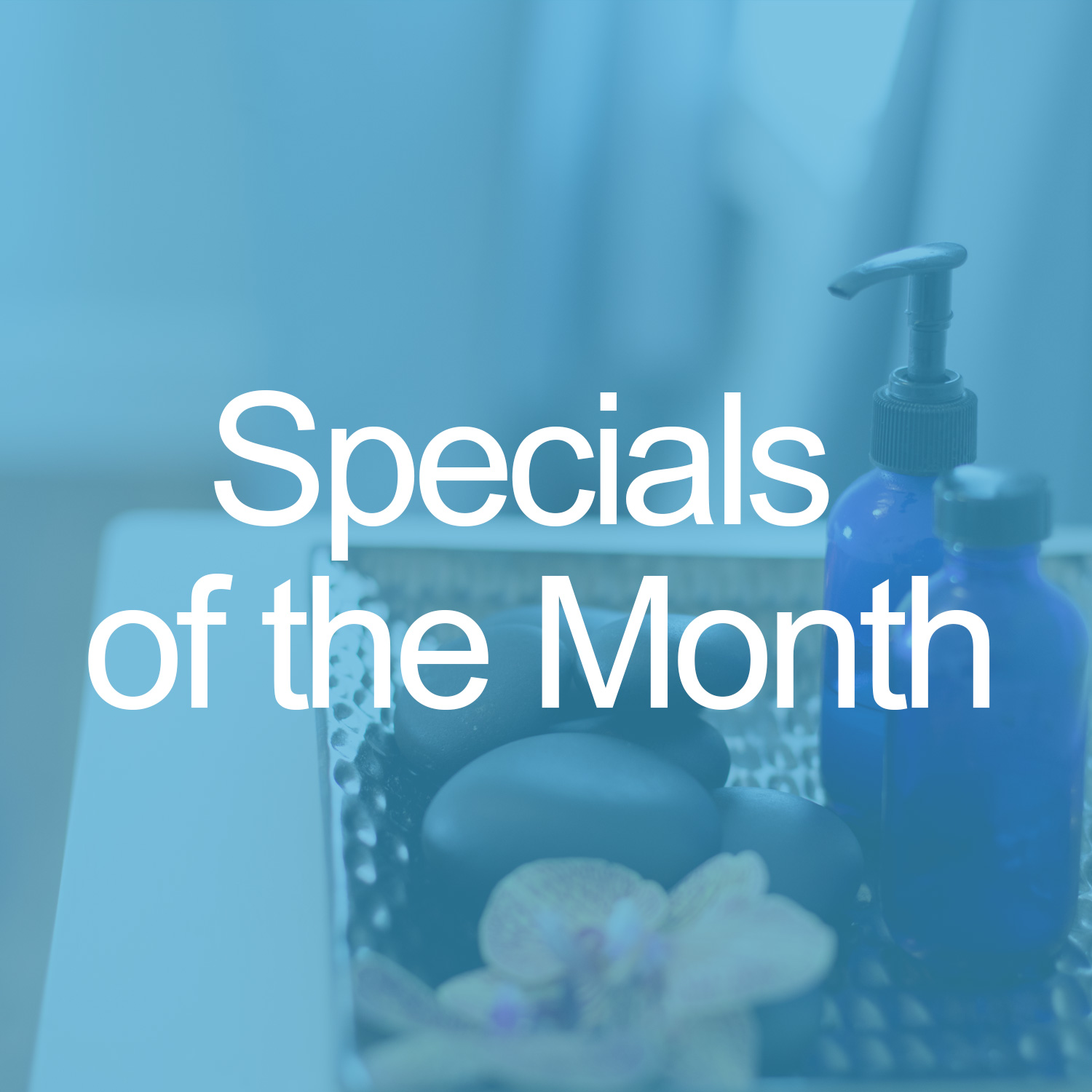 specials of the month