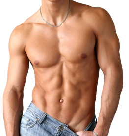 Men's Body Waxing West   Palm Beach